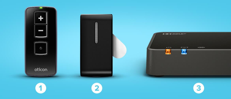 Modernstes Bluetooth®-Zubehör